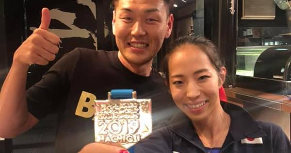 東コーチのサポートしているスポーツクライミング選手が五輪代表に内定!